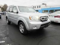 This 2009 Honda Pilot 4WD 4dr EX-L is proudly offered