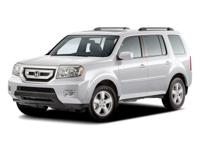 Scores 22 Highway MPG and 16 City MPG! This Honda Pilot