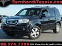 We are happy to offer you this 2009 Honda Pilot EX-L