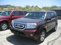 Options Included: N/A2009 Honda Pilot EX-L $1,500 below