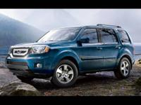 2009 HONDA Pilot SUV 4WD 4dr LX Our Location is: