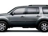 Options:  4Wd|V6 Vtec 3.5 Liter|Automatic 5-Spd