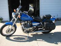 2009 HONDA REBEL 250, RUNS EXCELLENT NO LEAKS