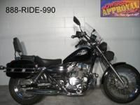 2009 Honda Rebel motorbike for sale with all the