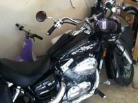 Selling my 09' Honda Shadow Aero for $6,000 AKA, priced