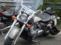 Excellent Condition >> ))2009 HONDA Shadow (1 Owner).