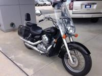 or sale is a good 2009 Honda Shadow 750 Aero with