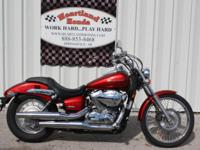 -LRB-918-RRB-235-6662 ext. 758. Super clean bike, newly