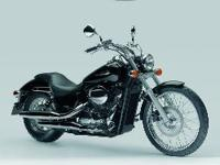 2009 Honda Shadow Spirit 750 (VT750C2), VERY NICE