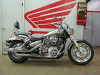2009 Honda VTX1300C LOW LOW MILES..Financing upto 60