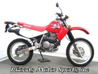 2009 Honda XR650L with 250 Miles. This Honda only has
