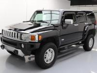 This awesome 2009 Hummer H3 4x4 comes loaded with the