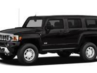 LOW MILEAGE 2009 HUMMER H3**TWO OWNER**From mountains