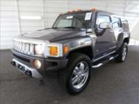 2009 Hummer H3 LUXURY For Sale.Features:Four Wheel