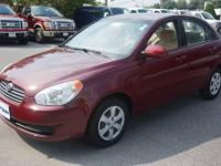 2009 Hyundai Accent 4dr Car Auto GLS Our Location is: