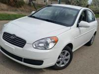 Hello I have a 2009 Hyundai Accent GLS for sale. This