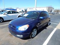 We are excited to offer this 2009 Hyundai Accent. How