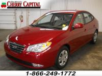 Options Included: N/A** This 2009 Hyundai Elantra has