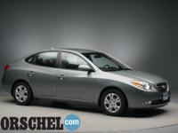 Great condition!  Gray 2009 Hyundai Elantra GLSABS