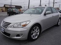 2009 Hyundai Genesis 4dr Car Our Location is: Len