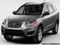 Make: Hyundai Model: Santa Fe Year: