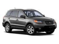 This 2009 Hyundai Santa Fe GLS has Premium Sound with