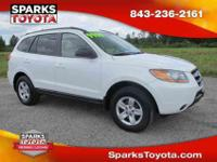 2009 Hyundai Santa Fe GLS For Sale.Features:Front Wheel