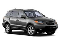 **HARD TO FIND** 2009 Hyundai Santa Fe GLS with only