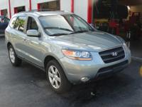 This impressive example of a 2009 Hyundai Santa Fe SE