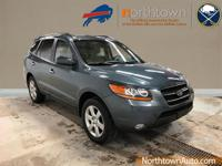 AWD Limited Santa Fe! Single owner with accident free