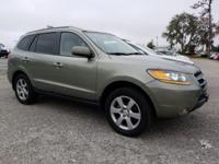 Recent Arrival! This 2009 Hyundai Santa Fe in Green