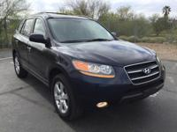 CARFAX ONE OWNER!! Santa Fe Limited, 4D Sport Utility,