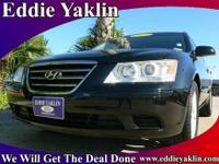 2009 Hyundai Sonata 4dr Car GLS Our Location is: Eddie