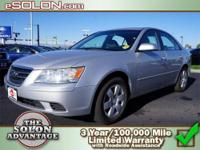 2009 Hyundai Sonata 4dr Car GLS Our Location is: Dave