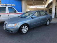 This outstanding example of a 2009 Hyundai Sonata GLS