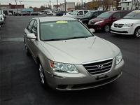 2009 Hyundai Sonata **GREAT MPG**, **WONT LAST**, ABS
