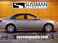 This 2009 Hyundai Sonata GLS is proudly offered by