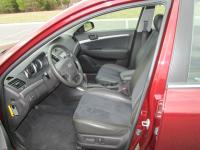 Exterior Color: red, Interior Color: gray, Body: CAR,