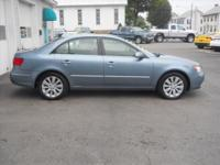 2009 Hyundai Sonata Limited 4dr Sedan Limited Our