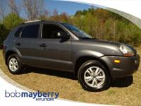 New Arrival! This 2009 Hyundai Tucson GLS Includes