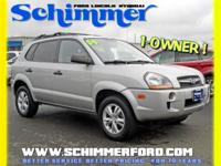 Used 2009 Hyundai Tucson GLS FWD in stock at Schimmer