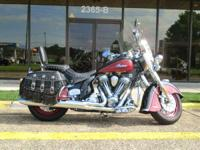 2009 Indian Motorcycle Chief Vintage 2009 Indian Chief