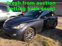 2009 INFINITI EX35 Clean CARFAX.   Northpointe Motors -