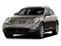 Options:  2009 Infiniti Ex35 Journey|Black