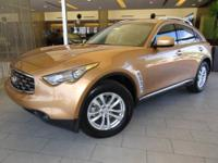 Details Year: 2009 Make: Infiniti Model: FX35 Trim: