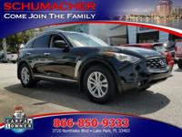 Options:  2009 Infiniti Fx35 Navigation| |Dual-Stage