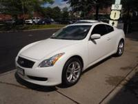 G37 X, 2D Coupe, 7-Speed Automatic Electronic, AWD,