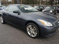 2009 Infiniti G37 finished in Athens Blue paint,