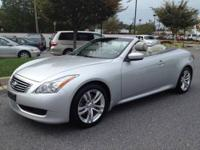 2D Convertible, Leather Interior, and Navigation