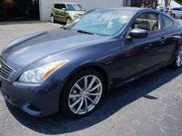 2009 Infiniti G37 Coupe 2dr Car Sport Our Location is: